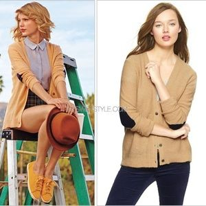 Gap Elbow Patch Sweater ASO Taylor Swift, Small